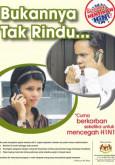 H1N1:Cegah H1N1 - Jarakkan Diri Anda (BM)