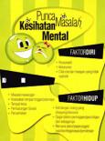 Mental: Punca masalah kesihatan mental