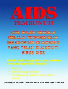 Aids Pembunuh (3)(B. Inggeris)