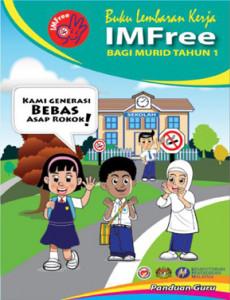 IMFree Tahun 1: Buku Lembaran Kerja IMFree