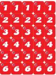 IMFree Tahun 1: Stiker dadu