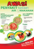Makanan:Awas Penyakit Bawaan Air & Makanan