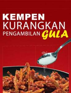 Gula:Kurangkan Gula Dalam Masakan