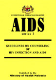 HIV:Counselling of HIV Infection and AIDS (B. Inggeris)