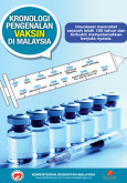 Imunisasi: Kronologi Pengenalan Vaksin Di Malaysia - Poster