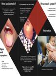 Imunisasi: What is Diptheria?