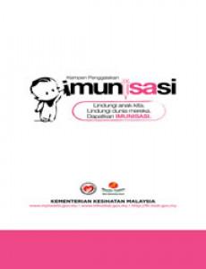 Imunisasi: Kempen Penggalakkan Imunisasi - Kotak