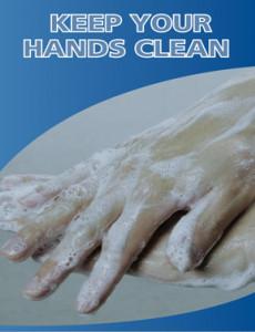 Pandemik Influenza : Pastikan tangan anda bersih (BI)