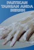 Pastikan Tangan Anda Bersih (Bahasa Malaysia)