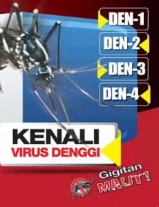 Denggi:Kenali Virus Denggi