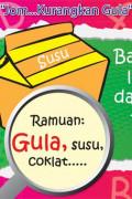 Gula:Table Top: Kurangkan Pengambilan Gula
