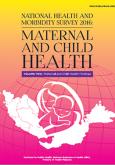 National Health and Morbidity Survey 2016 - Volume 2