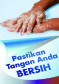 Pastikan Tangan Anda Bersih