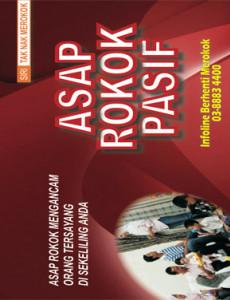 Merokok:Asap Rokok Pasif (Bahasa Malaysia)