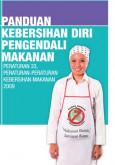 BKKM:Panduan Kebersihan Diri Pengendali Makanan