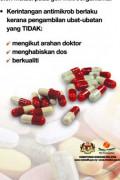 Hari Kesihatan Sedunia 2011(Pop Up)