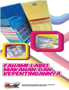 BKKM:Fahami Label Makanan dan Kepentingannya