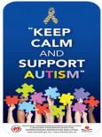 Autism:Poster Pameran Autism