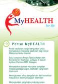 Portal MyHEALTH (B. Malaysia)