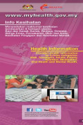 Portal MyHEALTH - Info Kesihatan