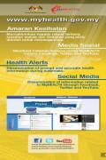 Portal MyHEALTH - Media Sosial