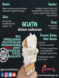 Gelatin Dalam Makanan