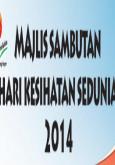 Hari Kesihatan Sedunia 2014