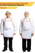 Makanan:Tanggungjawab Anda Sebagai Seorang Pengendali Makanan - Pakaian