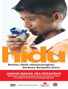 BKKM:Kempen Keselamatan Makanan 2010 - Hidu