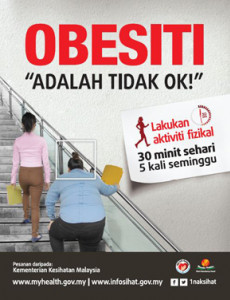 Obesiti - FA Billboard (10ft x 7ft)