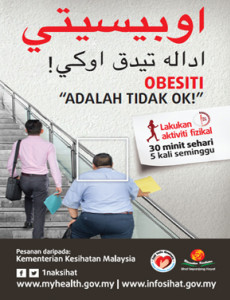 Obesiti - FA Billboard (40ft x 10ft) - JAWI