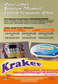 BKKM:Baca Label, Sebelum Membeli, Jadilah Pengguna Bijak