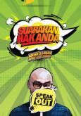 Bookmark : Speakout (Depan)
