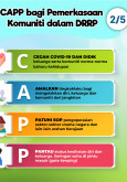CAPP bagi Pemerkasaan Komuniti dalam DRRP