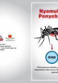 Chikungunya : Nyamuk Aedes Penyebar Virus (Depan)