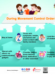 During Movement Control Order