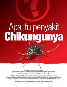 Denggi:Pameran Denggi & Chikungunya 1