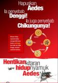 Denggi:Pameran Denggi & Chikungunya 2