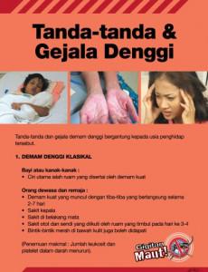 Denggi:Pameran Demam Denggi 4