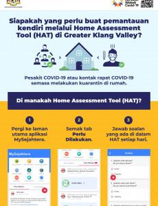 Dimanakah Home Assessment Tool (HAT)?