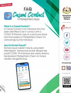 FAQ Casual Contact in MySejahtera Apps (1)