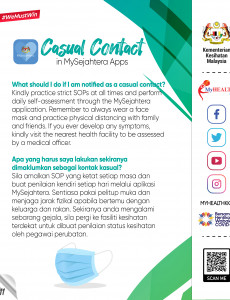 FAQ Casual Contact in MySejahtera Apps (2)