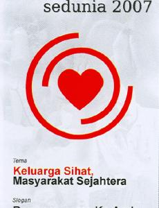 Jantung:Pameran Hari Jantung Sedunia 2007 (1)