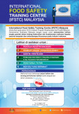 BKKM - International Food Safety Training Centre (IFSTC) Malaysia