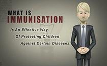 Imunisasi : Pertandingan Video Kreatif Imunisasi (Pemenang Tempat Kedua-Immunisation)