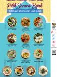Pilih Secara Bijak : Hidangan Utama dan Lauk-pauk