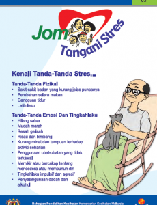 Stres:Pameran Kit Jom Tangani Stres 4