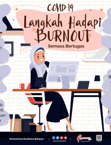 COVID-19 : Langkah Hadapi Burnout