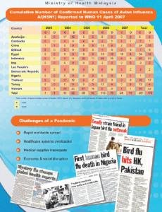 National Influenza Pandemic Preparedness 3
