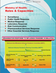 National Influenza Pandemic Preparedness 8